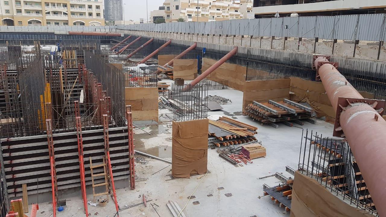 Pantheon Elysee - Construction update Feb 2019