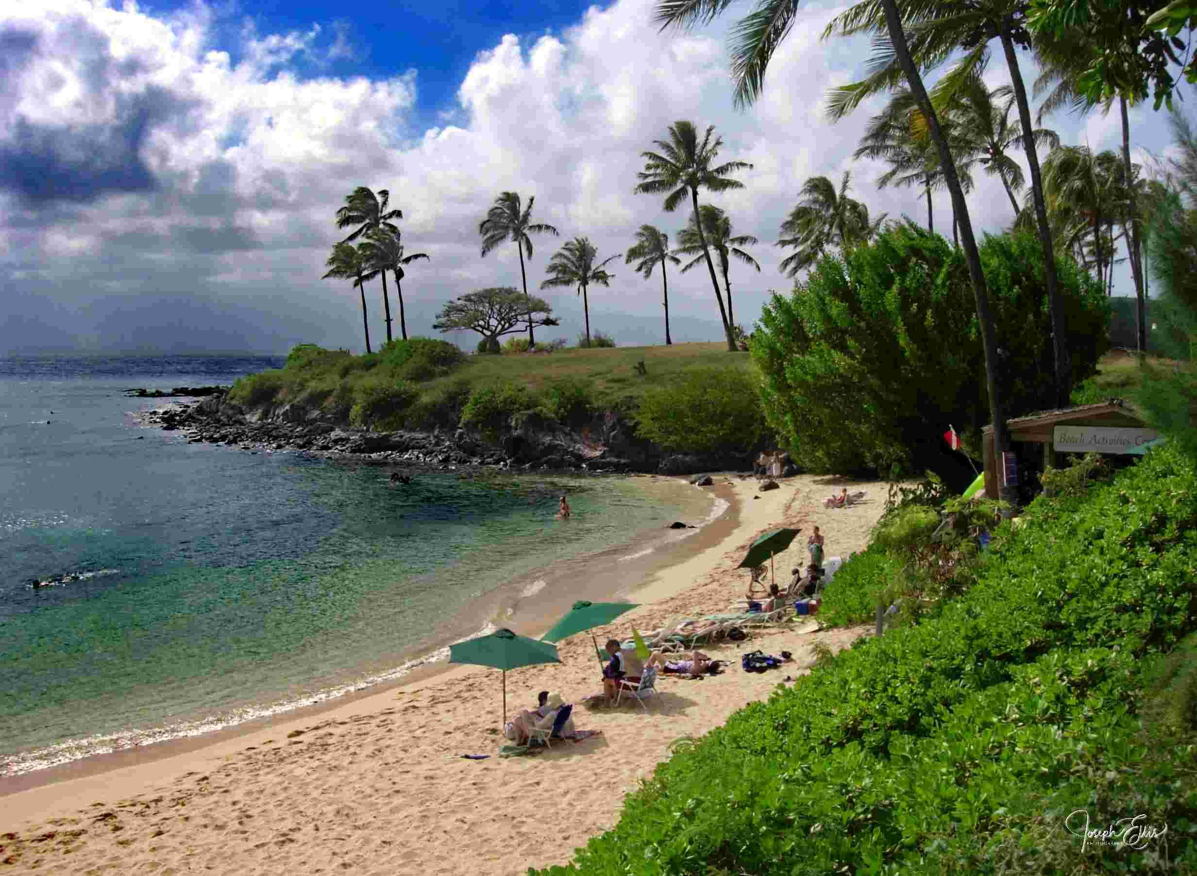 Maui Beach Kapalus