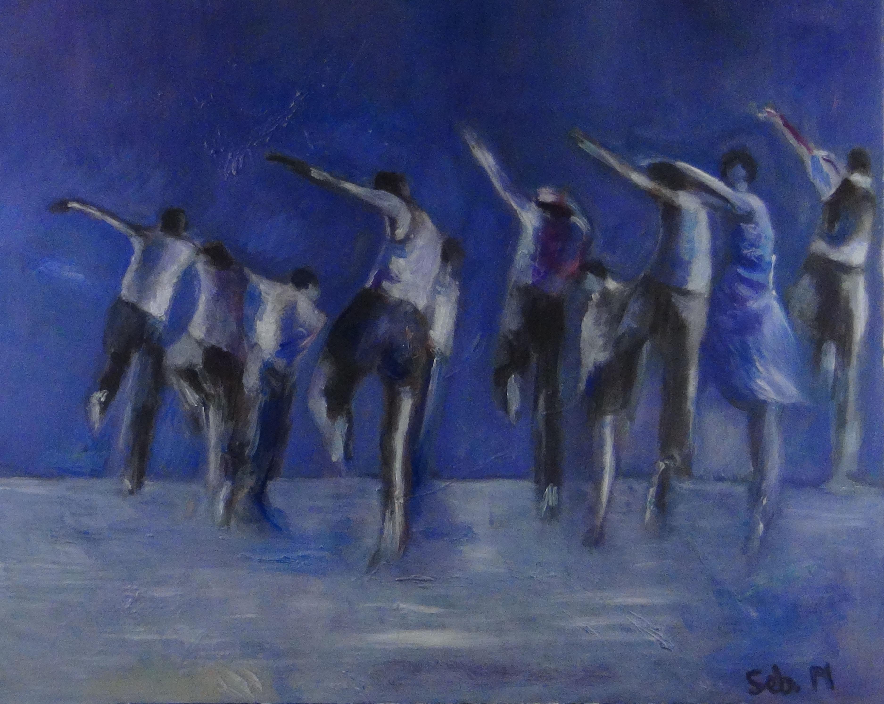 Dancers in Unisom