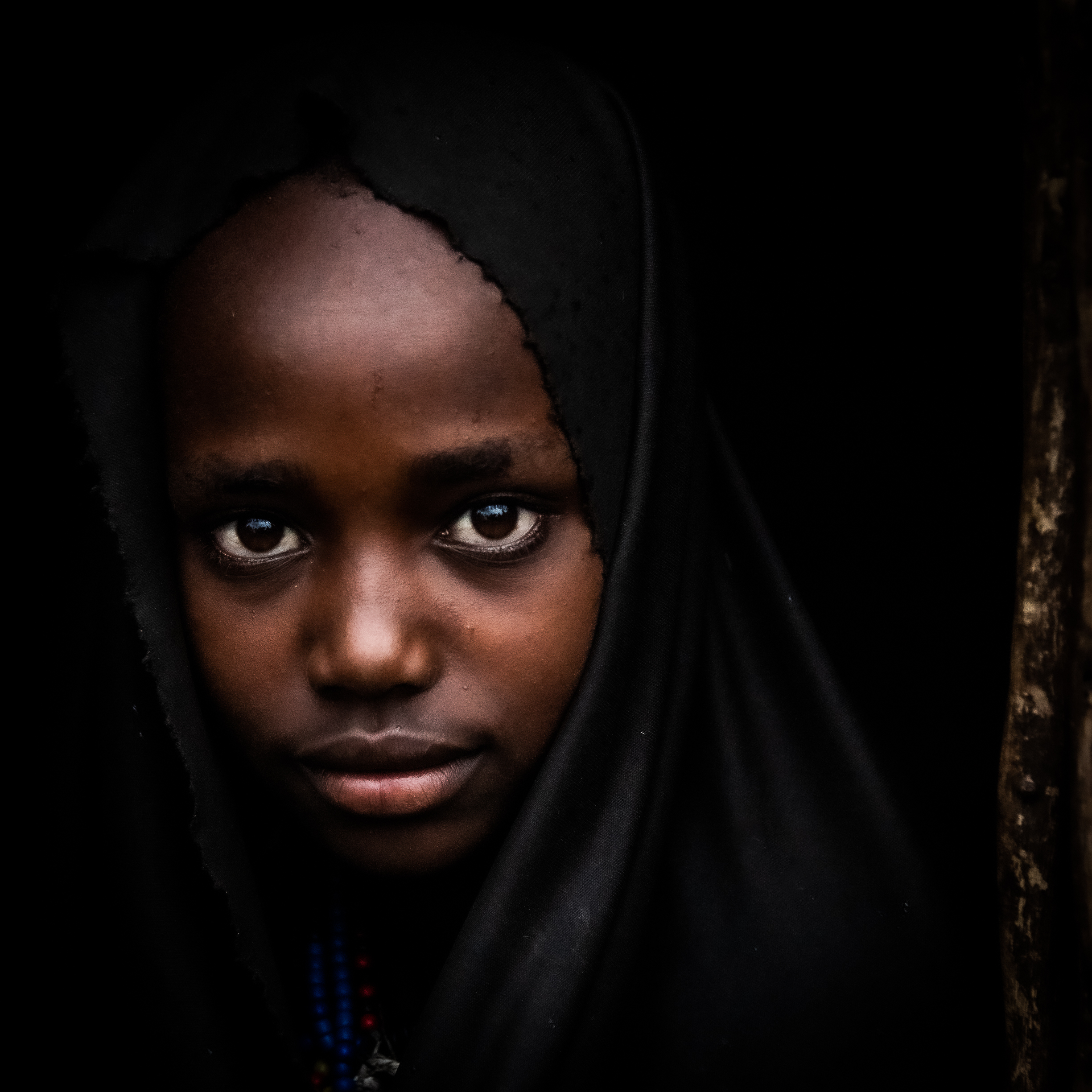 Ethiopia. Abore Girl-4922