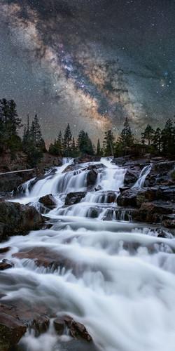 Stars Turn to Water