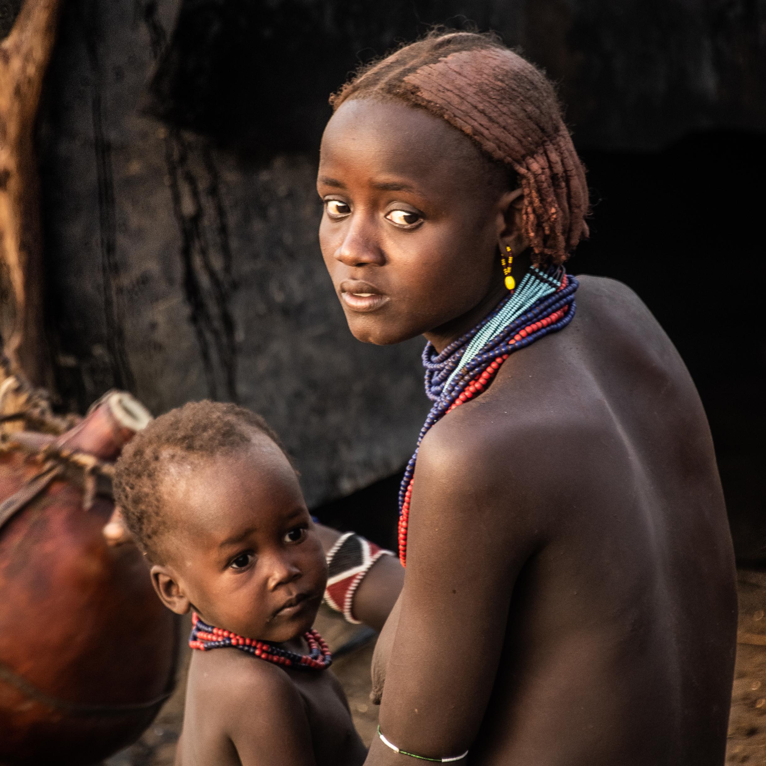 Ethiopia. Dassenech Tribe