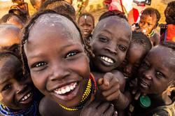 Ethiopia. Dassenech Tribe Kids-5618