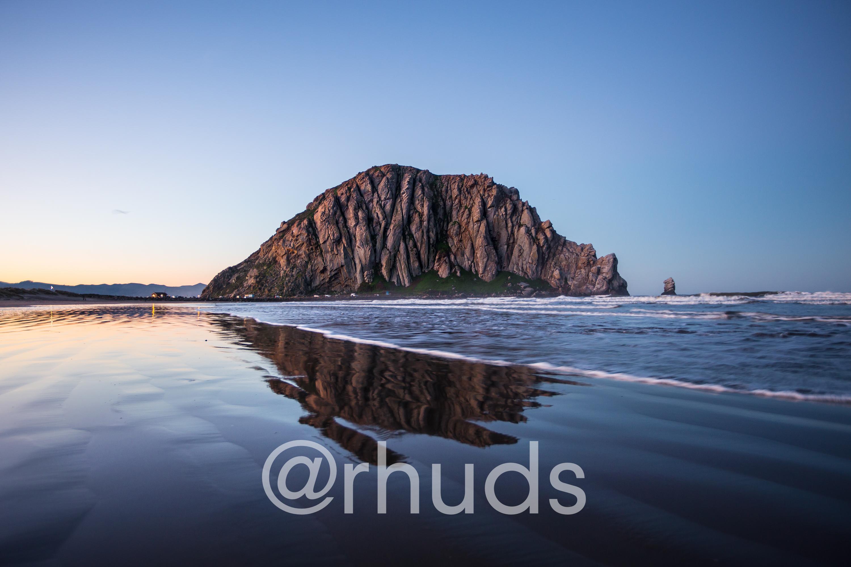 Morro Bay sunrise