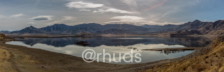 Lake Issabella Pan