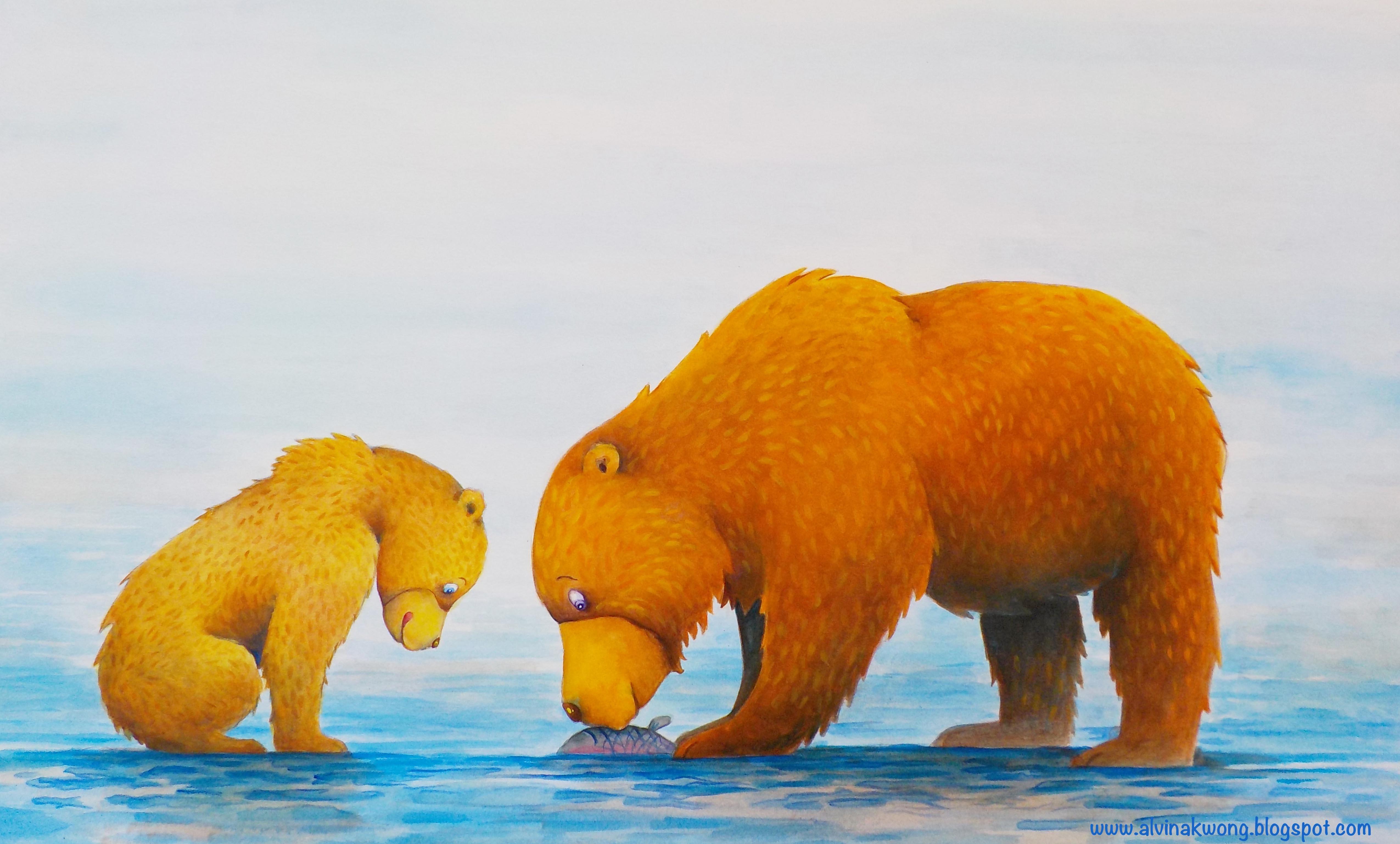 bear lesson