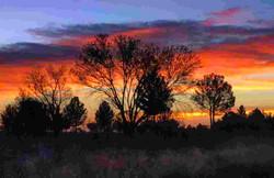 Pecos Sunrise