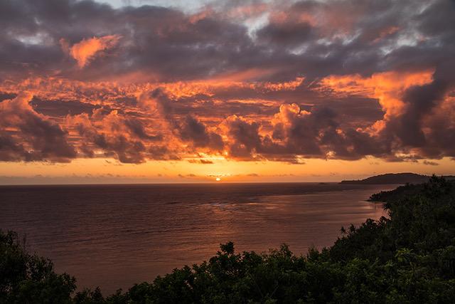 Princeville Sunrise