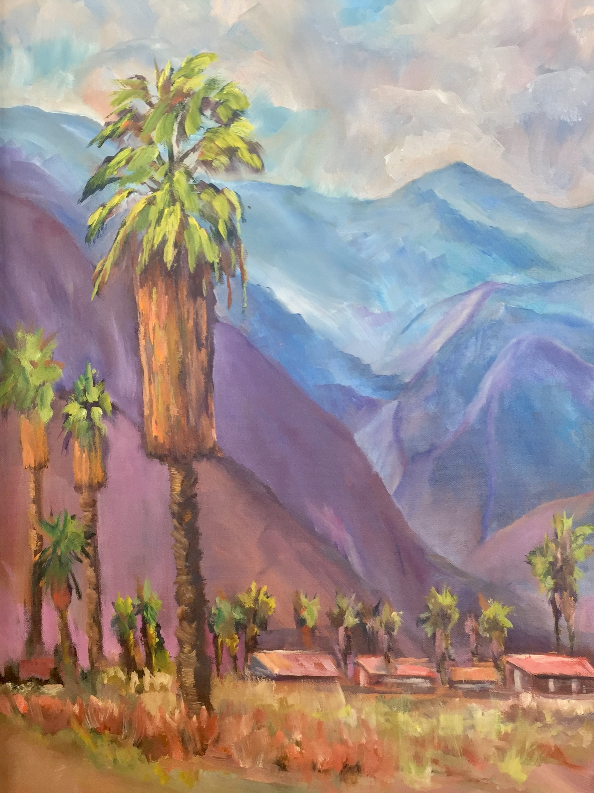 6-15-19a March in Palm Springs 18 x 24