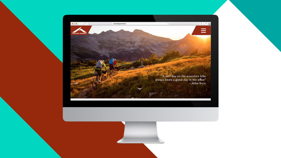 Chasing Summit Web Design