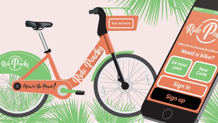 Ride Peachy