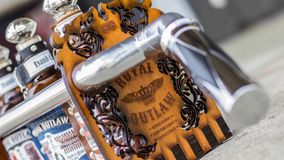 Royal Outlaw Whiskey
