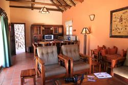 Witsand Chalet Interior