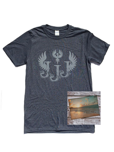"T-shirt and ""Better Days"" CD Bundle"