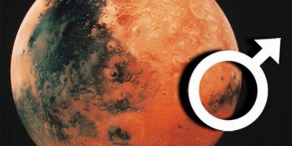 Mars And The Art of Conflict Resolution