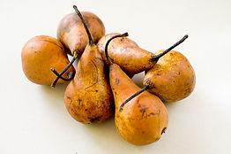 Des poires