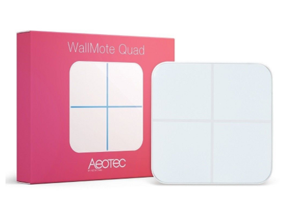 Aeotec - WallMote Quad