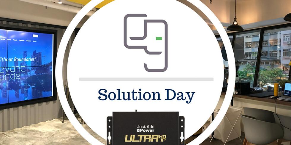 Elevant-Garde Solution Day