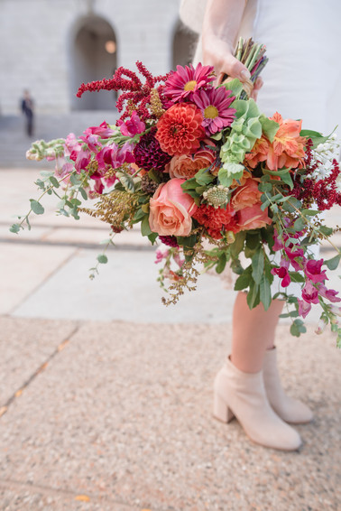 Foraged and Locally Grown Flowers