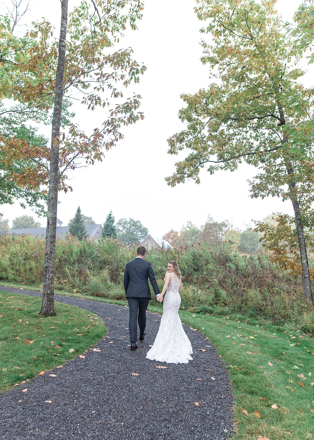 Maine's boutique wedding photographer