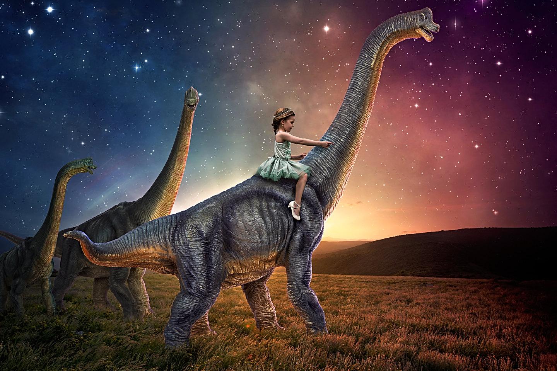 Dinosaur Kids Photorgaphy