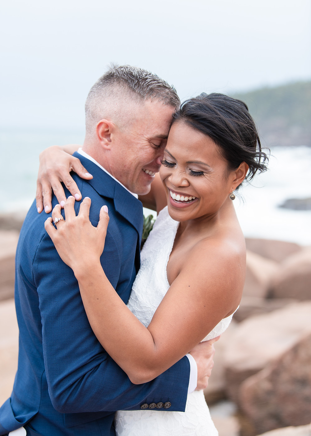 Maine elopement photographer