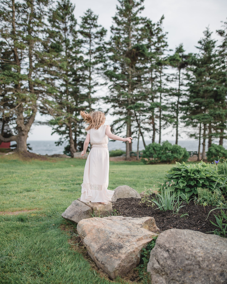 Boothbay Maine Family Photographers