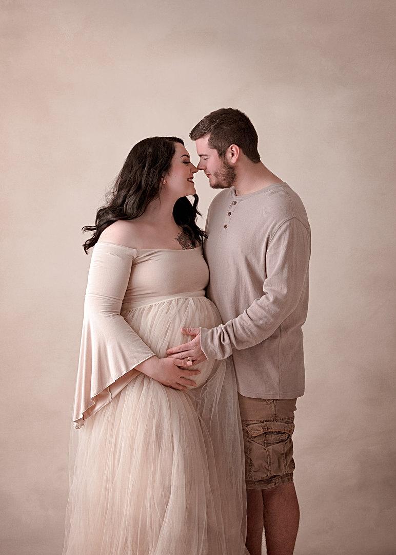 Portland, Maine maternity photography