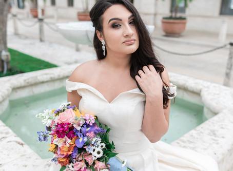Palm Beach Wedding Photographer | Sustainable Wedding Inspiration