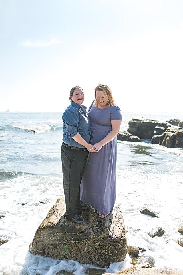 LGBT Photographer Maine