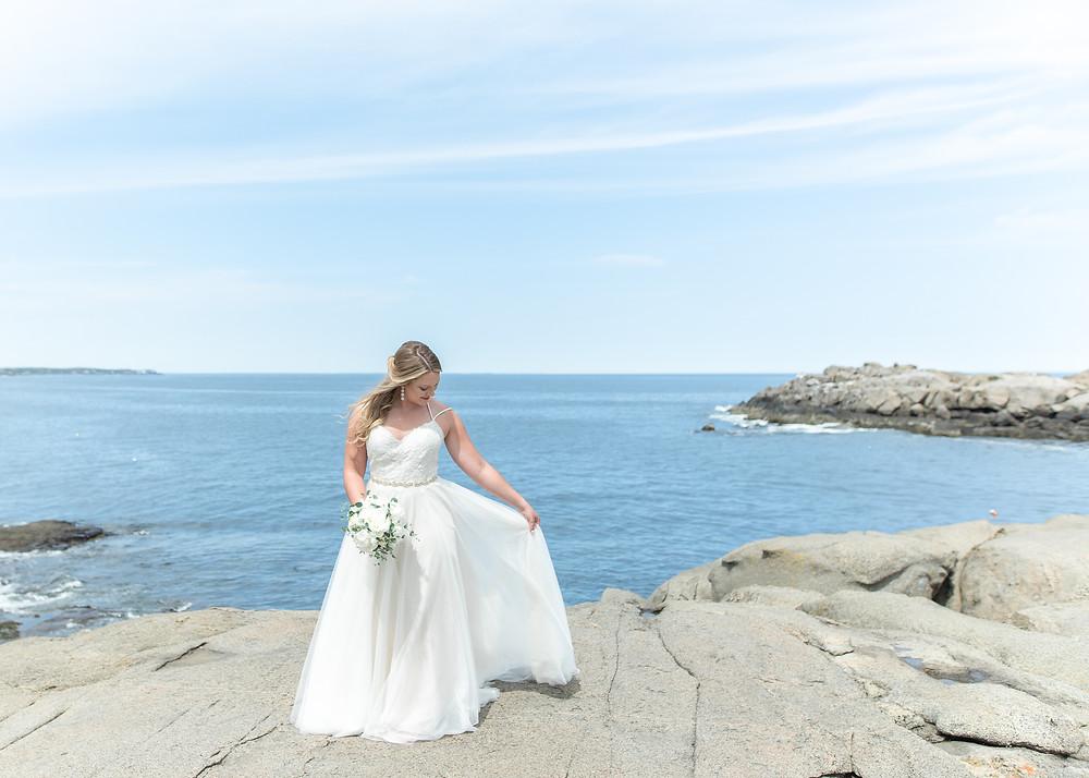 York wedding and bridal photographer