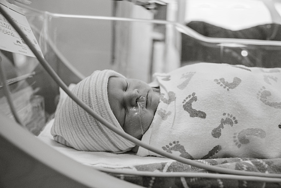 Maine Birth Photographer