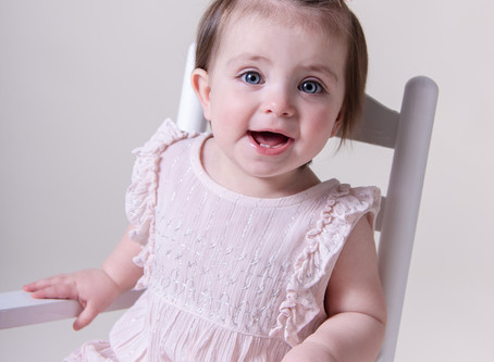 The Baby Plan! Maine Newborn and Baby Photographer Capturing a Year full of Milestones