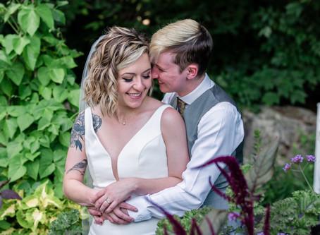 Fryeburg Maine Wedding at Hardy Farm | Courtney and Kat