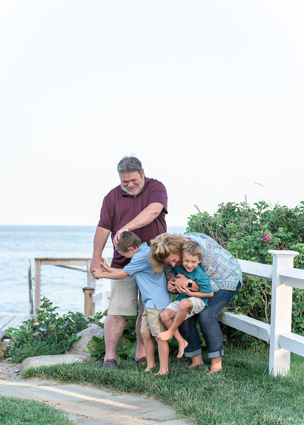 Family photography in Maine