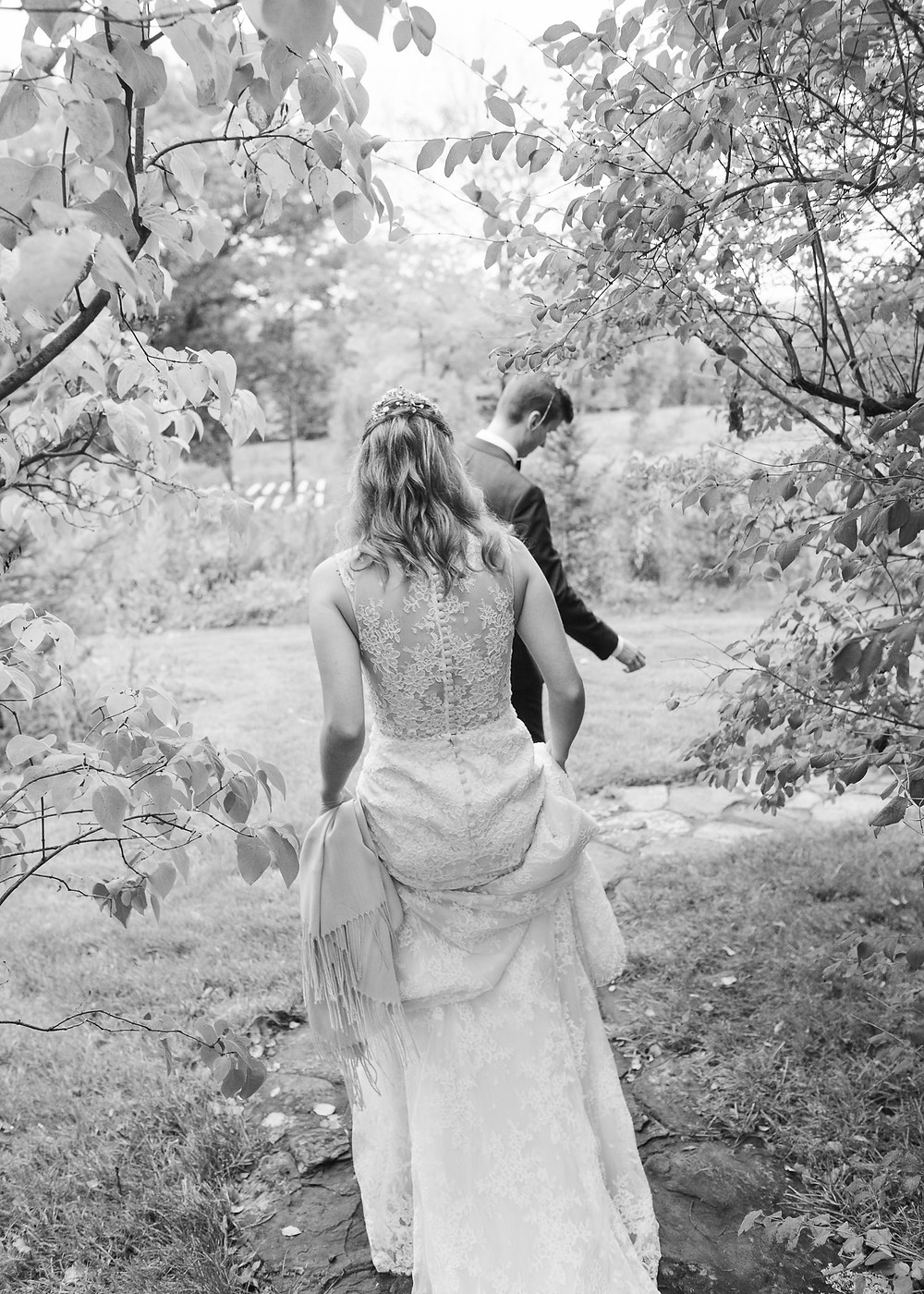 Classic wedding photography in Maine