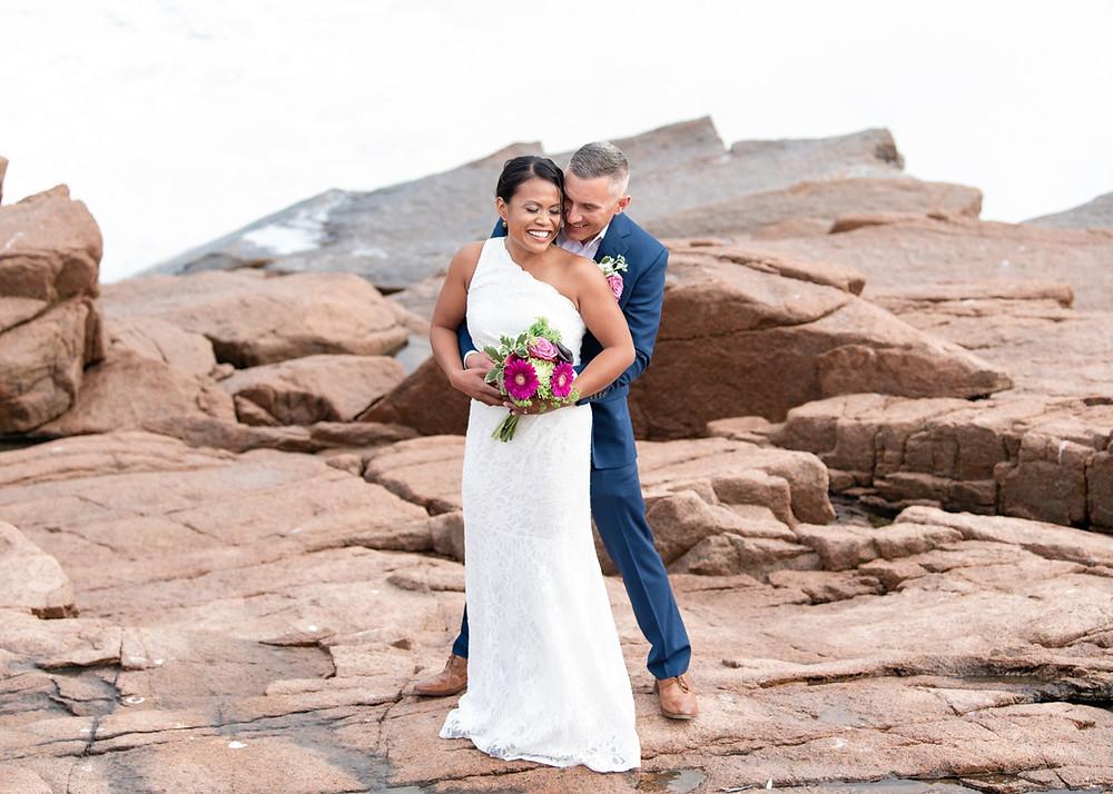 Mount Desert Island, Maine wedding photography