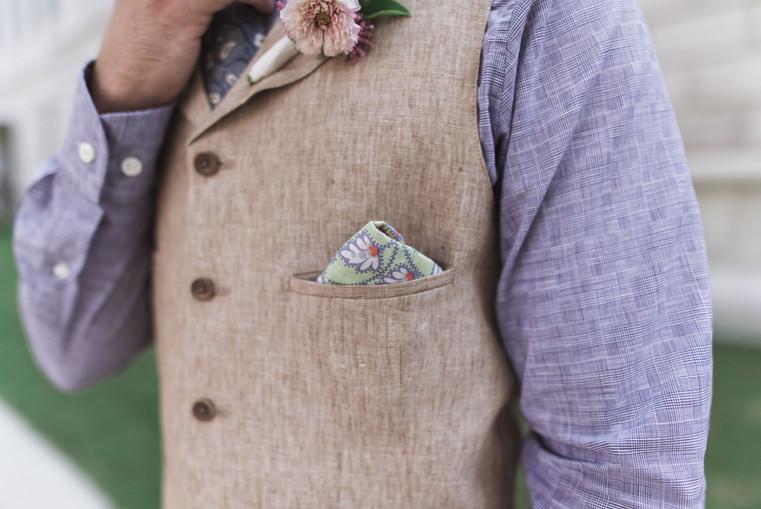 Sustainable Men's Fashion - Linen
