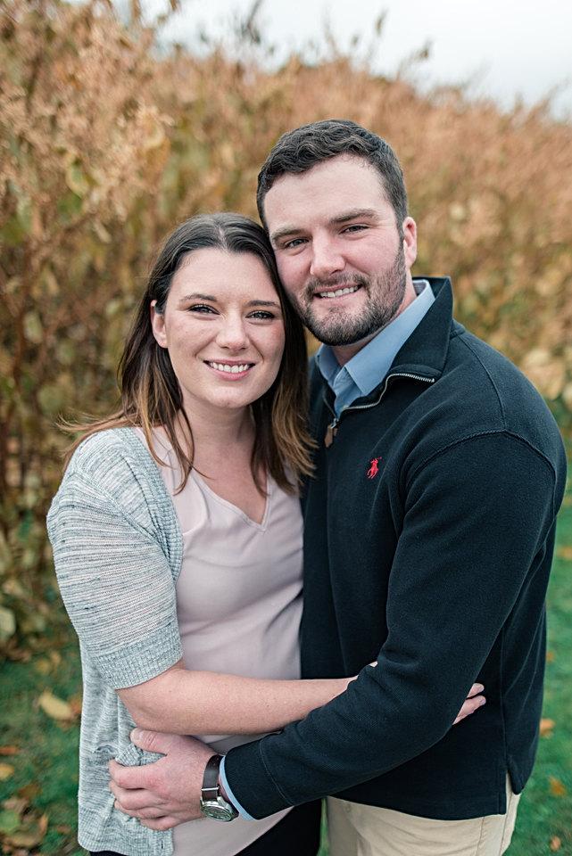 Portland Maine Couples Photographer