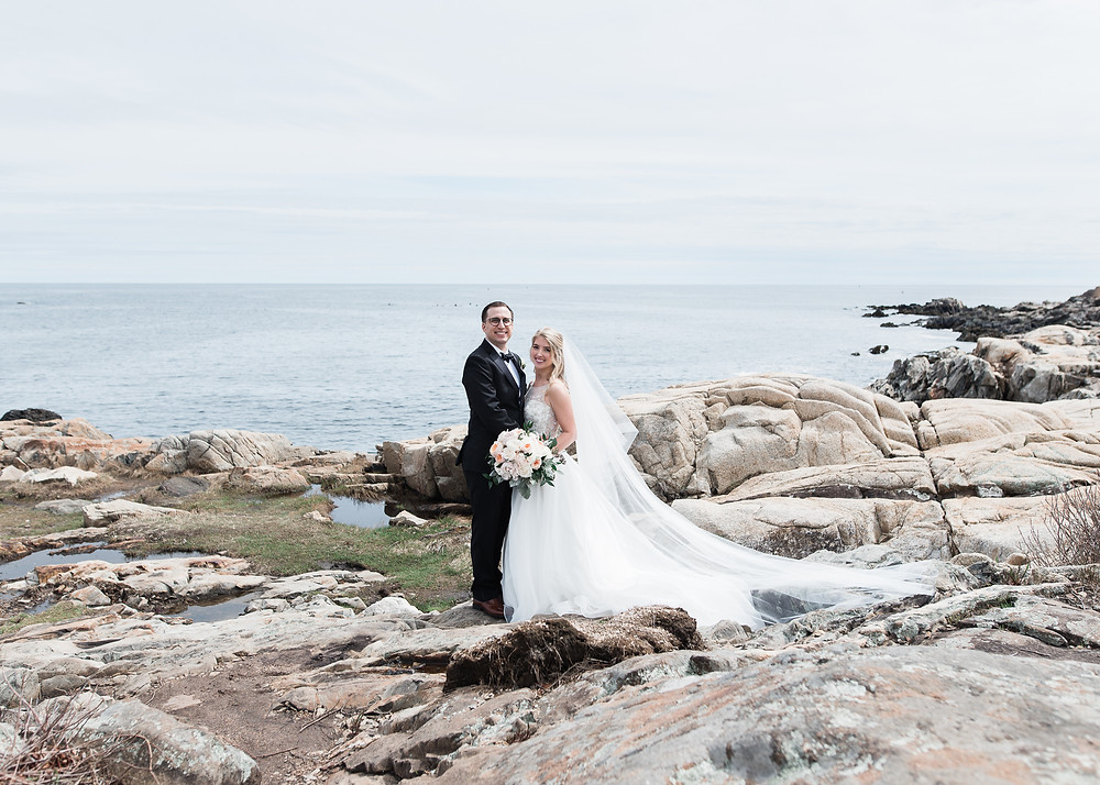 Wedding photographer in Kennebunkport, Maine