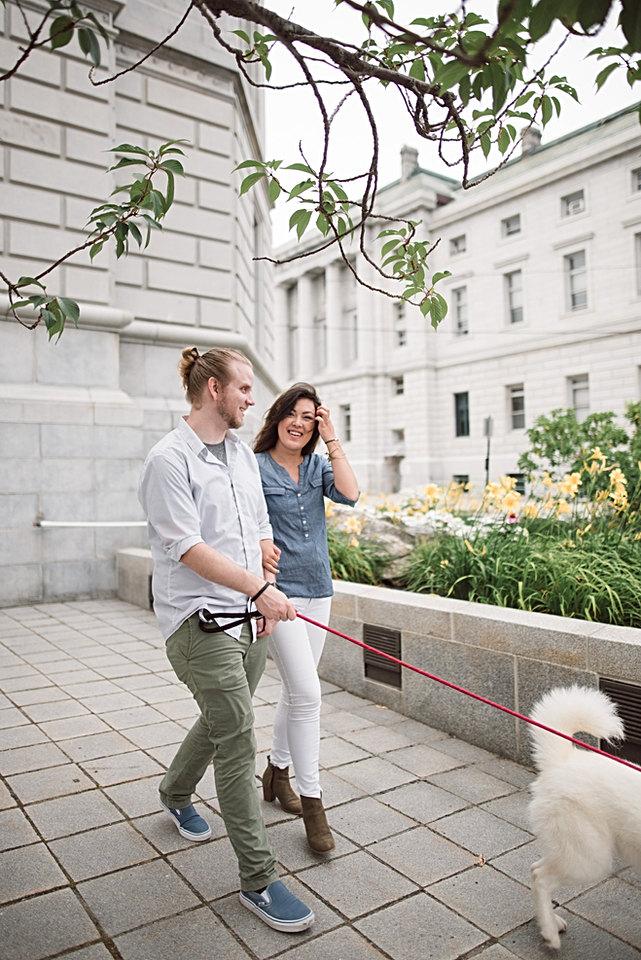Portland Maine Couples Photography