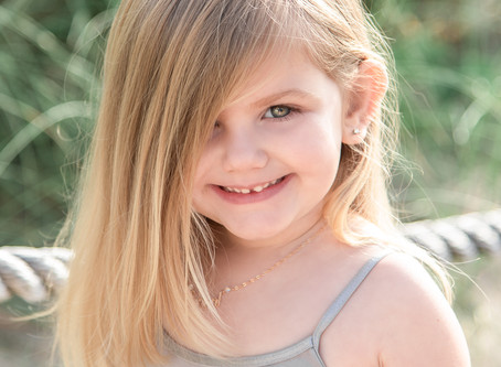 A Little Cinderella | Pompano Beach Florida Kids Photography