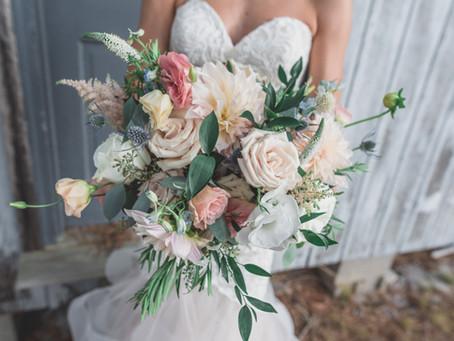 Ashley + Farid | Falmouth, MA Wedding | Summer Backyard Wedding | Cape Cod Wedding Photographer