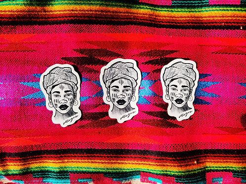 Magia sticker (3 pieces)