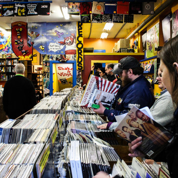Record Store Day 2018: Hunting for Limiteds at Shake It Records