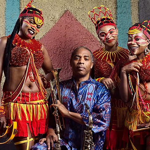 Win tickets to Femi Kuti & The Positive Force @ The Ludlow Garage