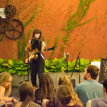 Sofar Sounds features Moonbeau, Audley with Sylmar, and Linsley