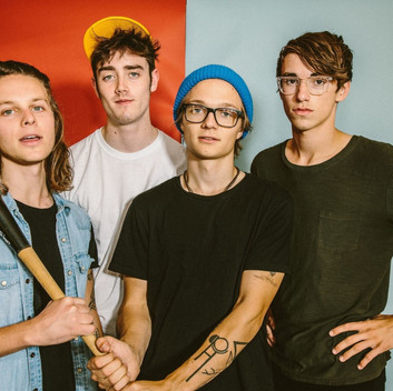 Hippo Campus: A DJ Favorite at the 20th Century Theater