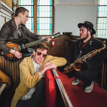 Toon Town: Swampy Rhythmic Album Release at Northside Tavern