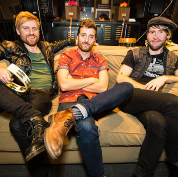 Jukebox the Ghost: Upbeat Piano Rock at the Taft Theatre